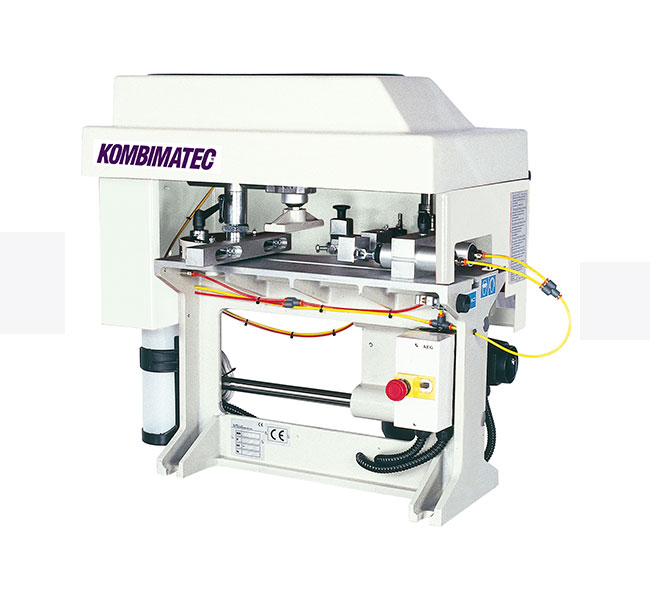 PVC window machines
