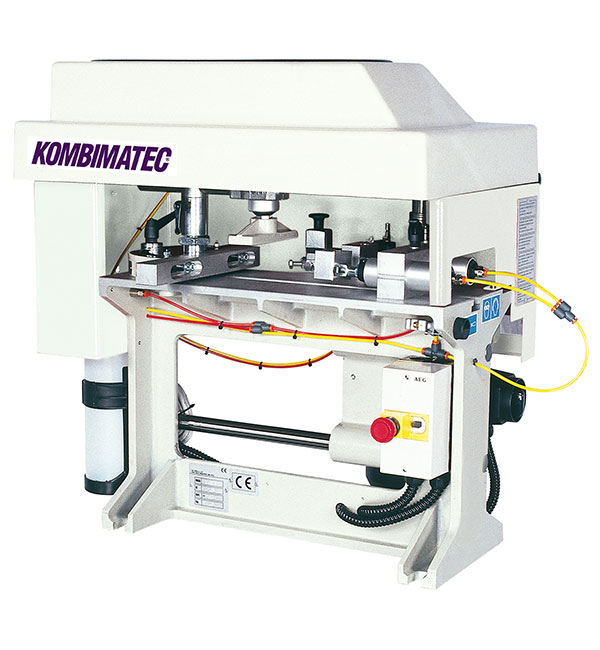 A Window making machine